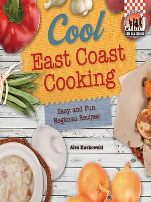 cover image of Cool East Coast Cooking